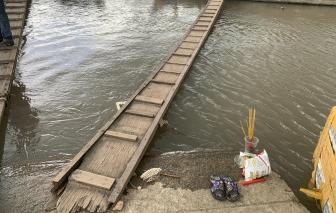 Bến Tre: Một bé trai 7 tuổi bán vé số chết thảm do đuối nước