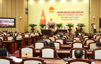 Ông Nguyễn Ngọc Tuấn và ông Chu Ngọc Anh tái đắc cử Chủ tịch HĐND, UBND thành phố Hà Nội