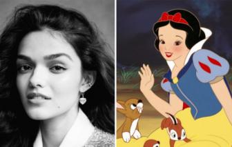 Lộ diện nàng Bạch Tuyết của Disney trong phiên bản người thật