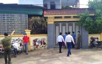 Nghệ An: Nguyên phó công an huyện chết trong tư thế treo cổ
