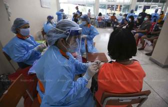 Thái Lan trải qua ngày chết chóc kỷ lục, Campuchia có trường hợp tử vong do COVID- 19 cao