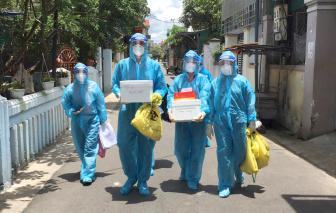 Hà Tĩnh: Thêm 1 công nhân về từ Bắc Giang tái dương tính