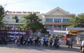 Bình Thuận: Nữ bác sĩ nghi nhiễm COVID-19, đã truy vết được 308 trường hợp F1