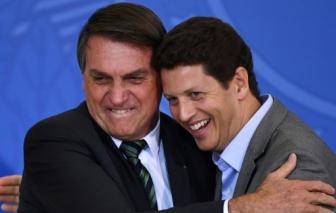 Bộ trưởng Môi trường Brazil từ chức sau nghi ngờ buôn lậu gỗ