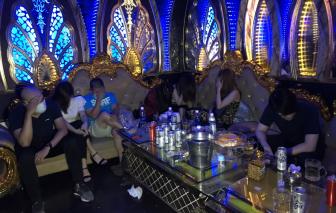 Cà Mau: Vào quán karaoke sử dụng ma túy giữa mùa dịch