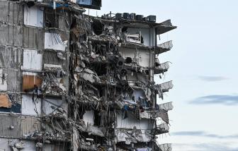 Mỹ: Tòa nhà 12 tầng đột nhiên sụp đổ làm ít nhất 11 người thương vong