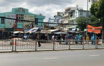 TPHCM khẩn tìm người đến 18 địa điểm ở Tân Phú do liên quan đến các ca COVID-19