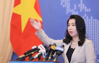 Việt Nam phản đối Trung Quốc tùy tiện gắn thẻ tên cho thực vật ở quần đảo Hoàng Sa