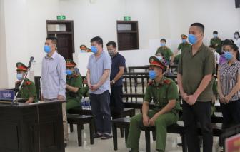 Y án 10 năm tù cựu giám đốc CDC Hà Nội Nguyễn Nhật Cảm