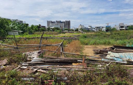 """Đà Nẵng: Tràn lan dự án """"khủng"""" xây công viên bằng """"bánh vẽ"""""""