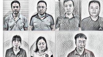 Bắt giam 7 bị can trong vụ án in sách giả cực lớn