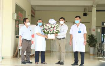 Bệnh nhân COVID-19 diễn biến nặng ở Đắk Lắk được xuất viện