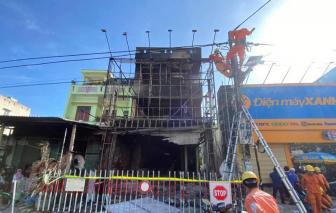 Phú Yên tìm khẩn người đến xem cháy cửa hàng điện máy vì có người nhiễm COVID-19 xem chung