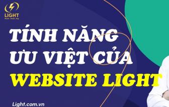 Cần thiết kế website gấp? Đã có Light nhanh - chuẩn - đẹp