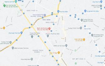 Lộ trình thay thế các tuyến đường hạn chế lưu thông để phục vụ phòng chống dịch ở Hóc Môn