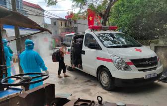 Quảng Ninh: Chỉ đạo khởi tố vụ án làm lây lan dịch COVID-19
