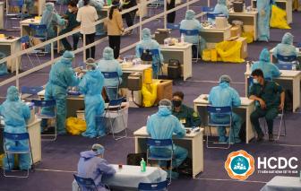 TPHCM đã tiêm vắc xin được cho hơn 400.000 người