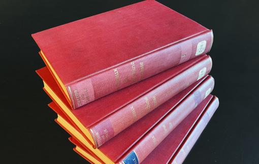 Đấu giá sách hiếm được xuất bản cách đây hơn 100 năm