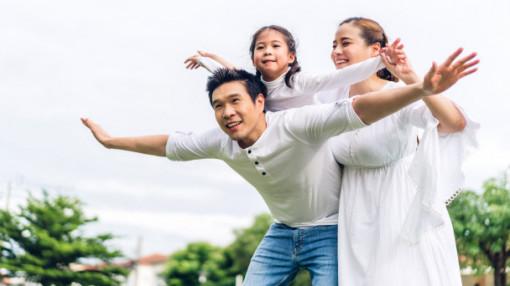 Diễn đàn Hạnh phúc gia đình xây bằng gì?: Hạnh phúc trên hành trình chứ không phải đích đến