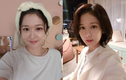 Bí quyết để Jang Nara trông như gái xuân thì ở tuổi 40