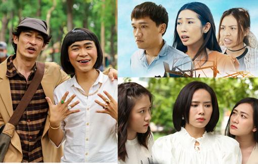 """Web drama Việt mùa giãn cách: Đủ khóc cười nhưng nhiều """"sạn"""""""