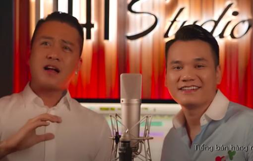 Tuấn Hưng, Khắc Việt hát cảm ơn Sài Gòn