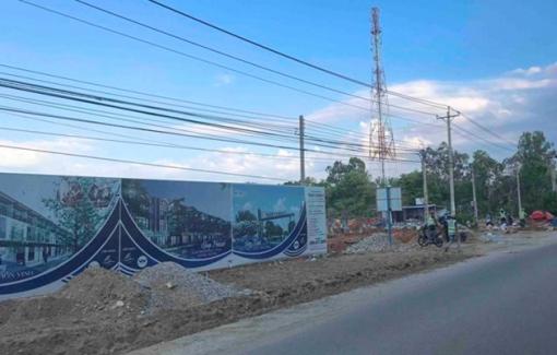 """Ninh Thuận phát hiện hàng loạt dự án bất động sản bán """"lụi"""""""