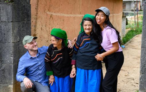 Rong ruổi đi tìm chân dung Việt Nam