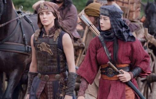 """Ngô Thanh Vân đối đầu Charlize Theron trong phần 2 """"The Old Guard"""""""