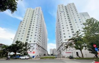 Giá cho thuê căn hộ tụt dốc không phanh
