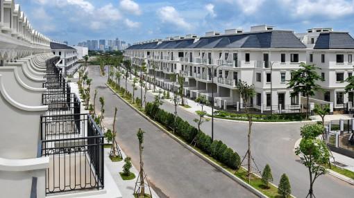 TP.HCM: Nhà phố, biệt thự ngày càng khan hiếm