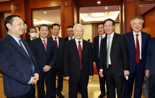 Ban Chấp hành TƯ Đảng xem xét nhân sự các chức danh lãnh đạo