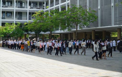 Đà Nẵng: Toàn bộ người tham gia kỳ thi tốt nghiệp THPT có kết quả âm tính với COVID-19