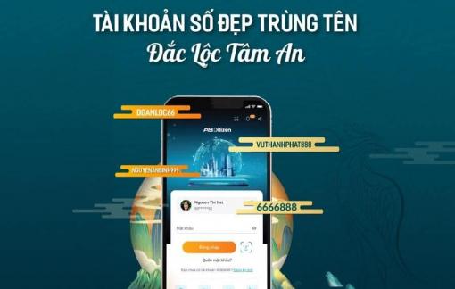 Ngân hàng Việt Nam tiên phong cung cấp tên định danh tự chọn trong số tài khoản