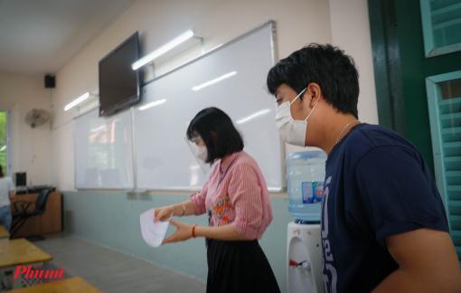 155 điểm thi tại TPHCM đã sẵn sàng cho kỳ thi tốt nghiệp THPT đợt 1
