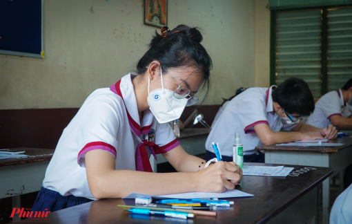 Gần 1 triệu thí sinh cả nước bước vào kỳ thi tốt nghiệp THPT đợt 1