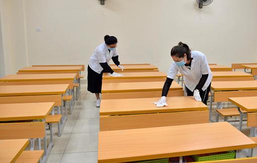 Học sinh Hà Nội chưa thể quay lại trường từ ngày 10/7