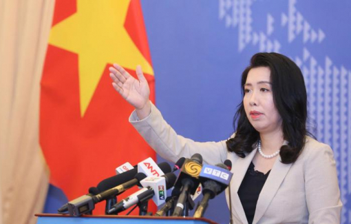 Tàu Trung Quốc thăm dò ở Hoàng Sa khi chưa được Việt Nam cho phép là bất hợp pháp và vô giá trị