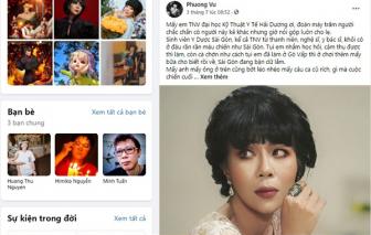 MC Trác Thúy Miêu bị đề nghị xử lý vì đăng tải thông tin có dấu hiệu kích động