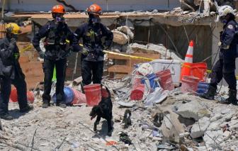 Số người chết trong vụ sập chung cư ở Florida tăng vọt lên 79 người