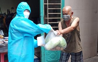 Hỗ trợ rau xanh cho hộ nghèo