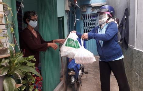 """Kết nối """"Đi chợ giúp người dân"""""""