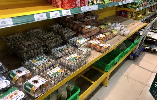 Nhiều doanh nghiệp muốn tăng giá trứng gia cầm, TPHCM từ chối