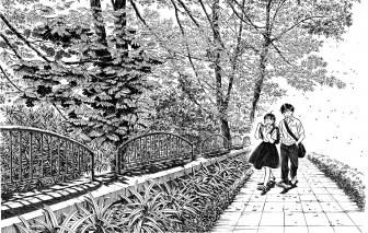 Mùa hè bất tận trong truyện tranh thuần Việt của Lâm Hoàng Trúc