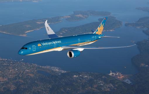 Vietnam Airlines mở bán vé bay quốc tế trở lại