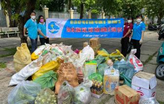 Hội Phụ nữ khắp nơi tiếp tục hỗ trợ Hội Phụ nữ thành phố phòng chống dịch và chăm lo cho người nghèo