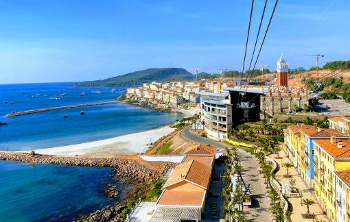 Phú Quốc dự kiến đón khách du lịch quốc tế từ tháng 10/2021