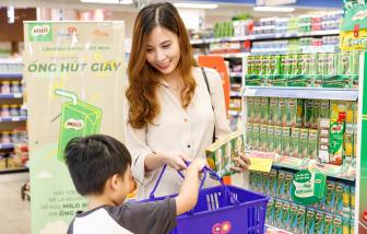100% bao bì của Nestlé sẽ có thể tái chế hoặc tái sử dụng vào năm 2025