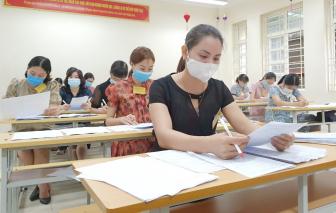 Nhiều địa phương chấm xong bài thi tốt nghiệp THPT môn Văn