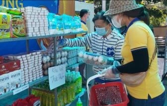 Người dân khu cách ly, phong tỏa có thể mua nhu yếu phẩm online miễn phí giao trong ngày